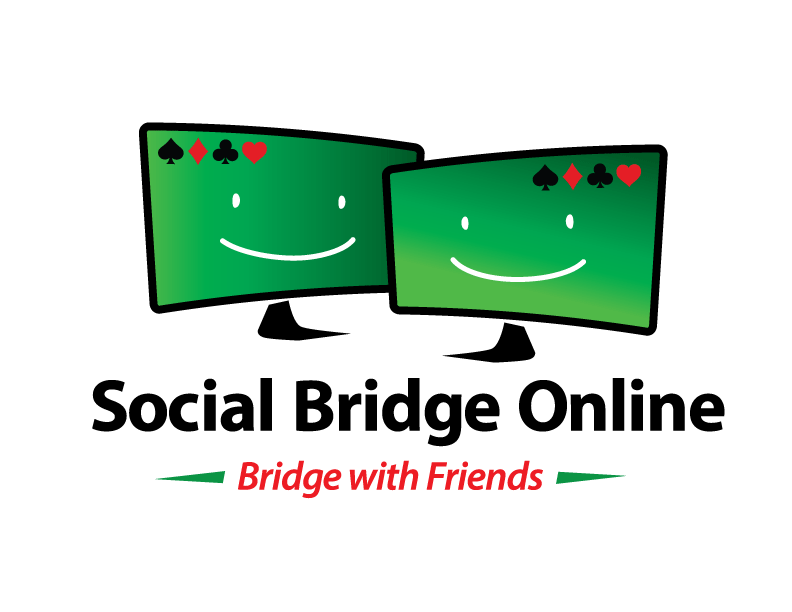 Social Bridge Online / Bridge with Friends Logo